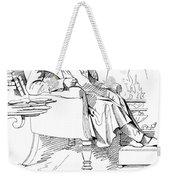 Isaac Disraeli (1766-1848) Weekender Tote Bag