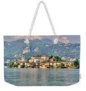 Island San Giulio Weekender Tote Bag