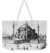 Istanbul: Hagia Sophia Weekender Tote Bag