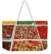 Italian Market Weekender Tote Bag by Joana Kruse