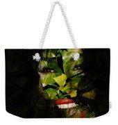 Ivy Glamour Weekender Tote Bag