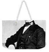 James Gordon Bennett, Sr Weekender Tote Bag