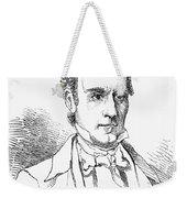 James K. Polk (1795-1849) Weekender Tote Bag