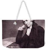 James Watt, Scottish Inventor Weekender Tote Bag