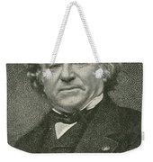 Jean Baptiste Dumas, French Chemist Weekender Tote Bag