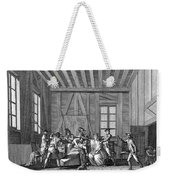 Jean-paul Marat (1743-1793) Weekender Tote Bag