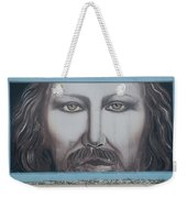 Jesus On The Street Weekender Tote Bag