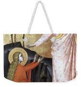 Jesus: Resurrection Weekender Tote Bag