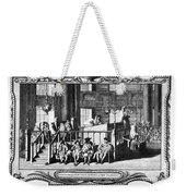 Jewish Life, 18th Century Weekender Tote Bag