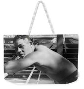 Joe Louis (1914-1981) Weekender Tote Bag