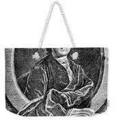 Johann Adolf Hasse Weekender Tote Bag