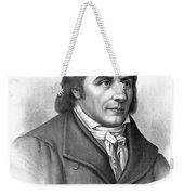 Johann Heinrich Pestalozzi, Swiss Weekender Tote Bag