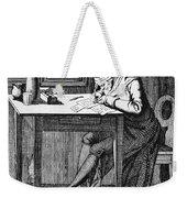 Johann Kaspar Lavater Weekender Tote Bag