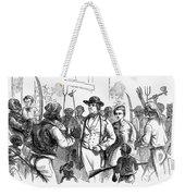John Browns Raid, 1859 Weekender Tote Bag