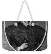 John Donne (1573-1631) Weekender Tote Bag