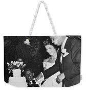 John F. Kennedy (1917-1963) Weekender Tote Bag