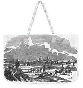 John Franklin Expedition Weekender Tote Bag