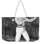 John L. Sullivan (1858-1918) Weekender Tote Bag