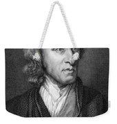 John Locke, English Philosopher, Father Weekender Tote Bag