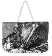 John Of Leiden (1509-1536) Weekender Tote Bag