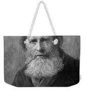 John Ruskin (1819-1900) Weekender Tote Bag