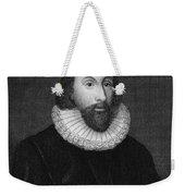 John Winthrop (1588-1649) Weekender Tote Bag