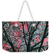 Kimono Pink Weekender Tote Bag