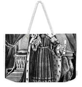 King Andrew The First Weekender Tote Bag