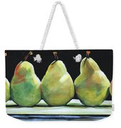 Kitchen Pears Weekender Tote Bag