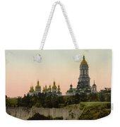 La Lavra - Kiev - Ukraine - Ca 1900 Weekender Tote Bag