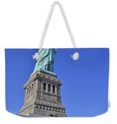 Lady Liberty 12 Weekender Tote Bag