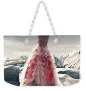 Lady On The Rocks Weekender Tote Bag by Joana Kruse