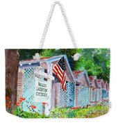 Lake Life Weekender Tote Bag