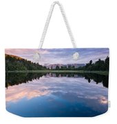 Lake Matheson Weekender Tote Bag