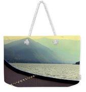 Lake Of Como Weekender Tote Bag