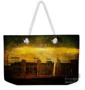 Lambeau Field Weekender Tote Bag by Joel Witmeyer