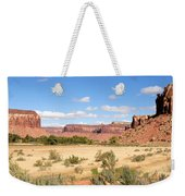 Land Of Many Canyons Weekender Tote Bag