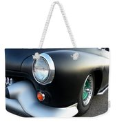 Lean Mean Racing Machine Weekender Tote Bag by Sarah Lamoureux