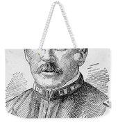 Leonard Wood (1860-1927) Weekender Tote Bag by Granger