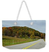 Let It Roll Weekender Tote Bag