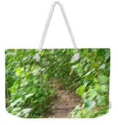 Let's Go For A Walk Weekender Tote Bag