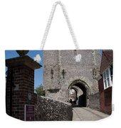 Lewes Castle Weekender Tote Bag