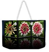 Life Of A Zinnia Weekender Tote Bag