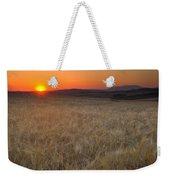 Light Fields Weekender Tote Bag