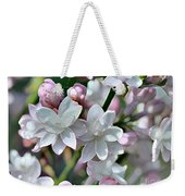 Lilac Named Beauty Of Moscow Weekender Tote Bag