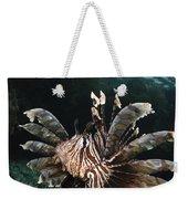 Lionfish, Indonesia Weekender Tote Bag