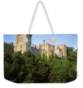 Lismore Castle, Co Waterford, Ireland Weekender Tote Bag