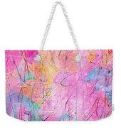 Little Miracles Weekender Tote Bag by Rachel Christine Nowicki