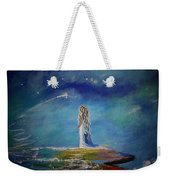 Little Wishes By The Sea Weekender Tote Bag