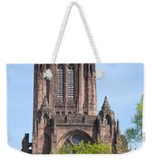Liverpool Anglican Cathedral Weekender Tote Bag